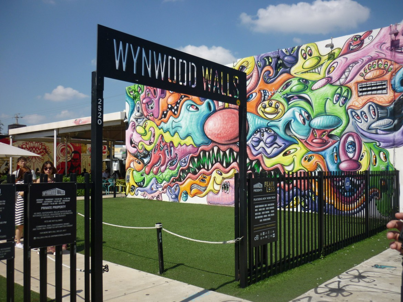 Assistez au renouvellement des Wynwood Walls pendant l'Art Basel 2017
