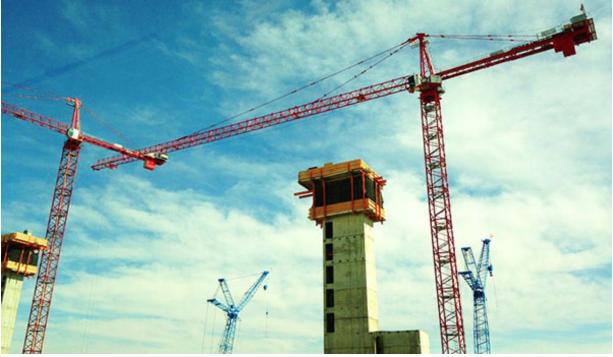 Les nouvelles constructions commerciales du sud de la Floride ont pris de l'ampleur en 2017