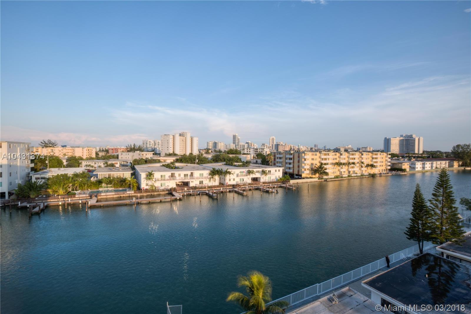 SOUS CONTRAT : APPARTEMENT A MIAMI BEACH