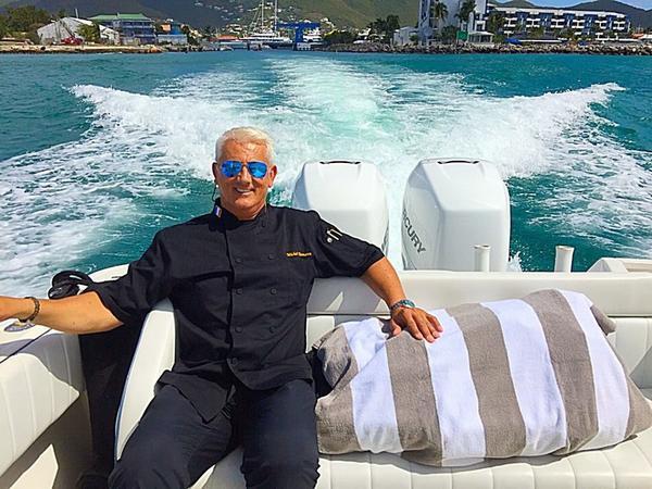 Michel Thomann un grand chef sur les yachts de luxe !