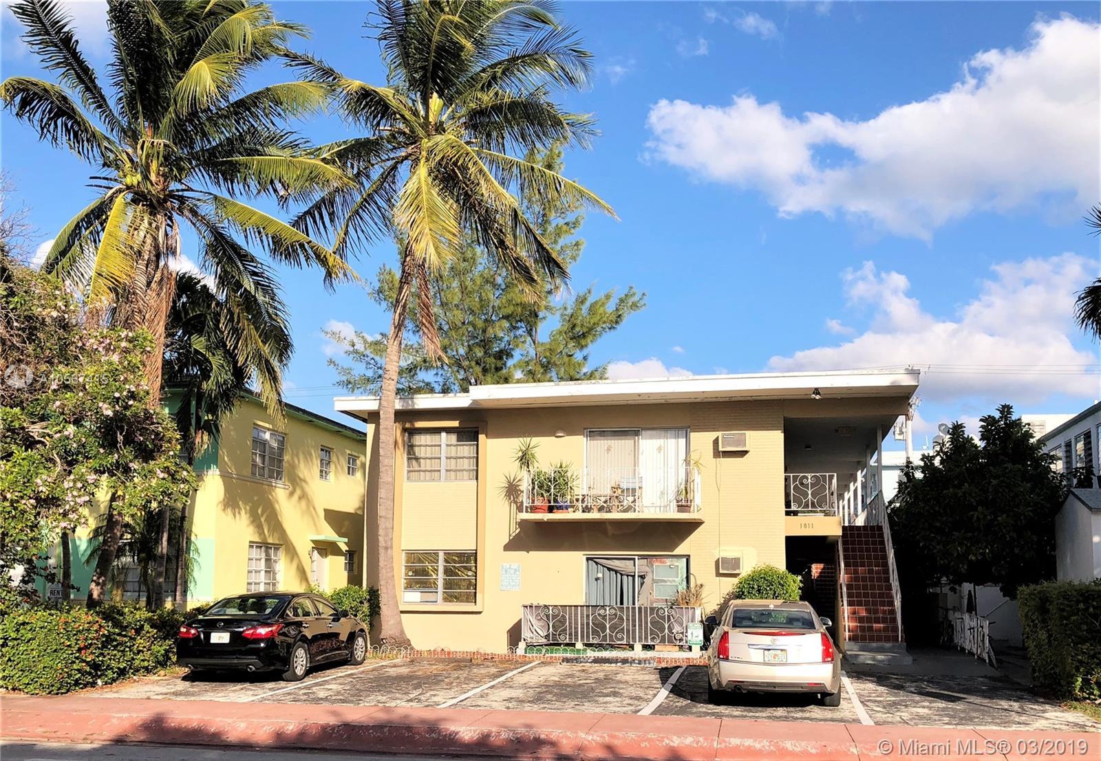 A VENDRE: Immeuble à Miami beach