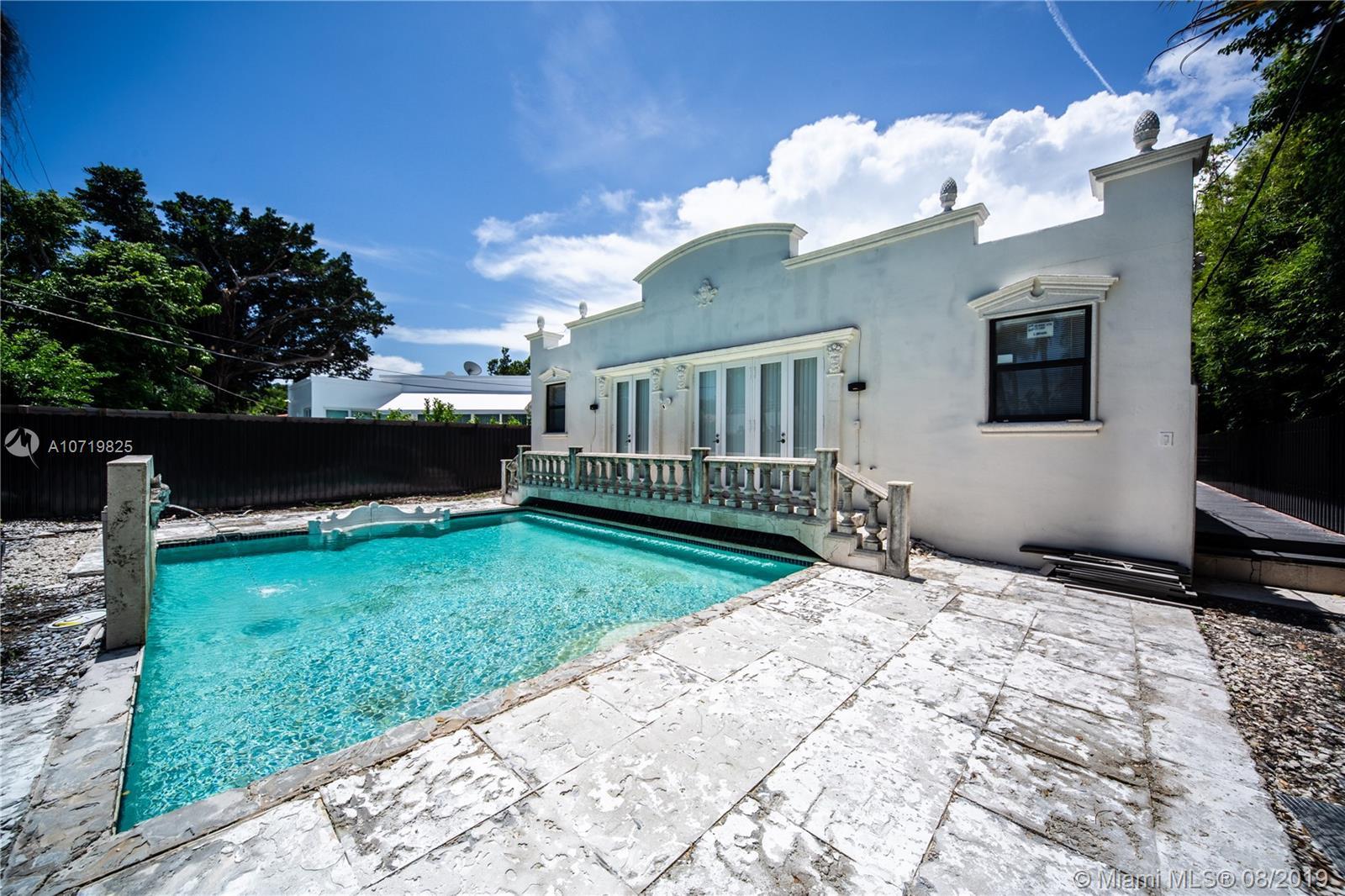 A vendre : Maison à Miami Beach