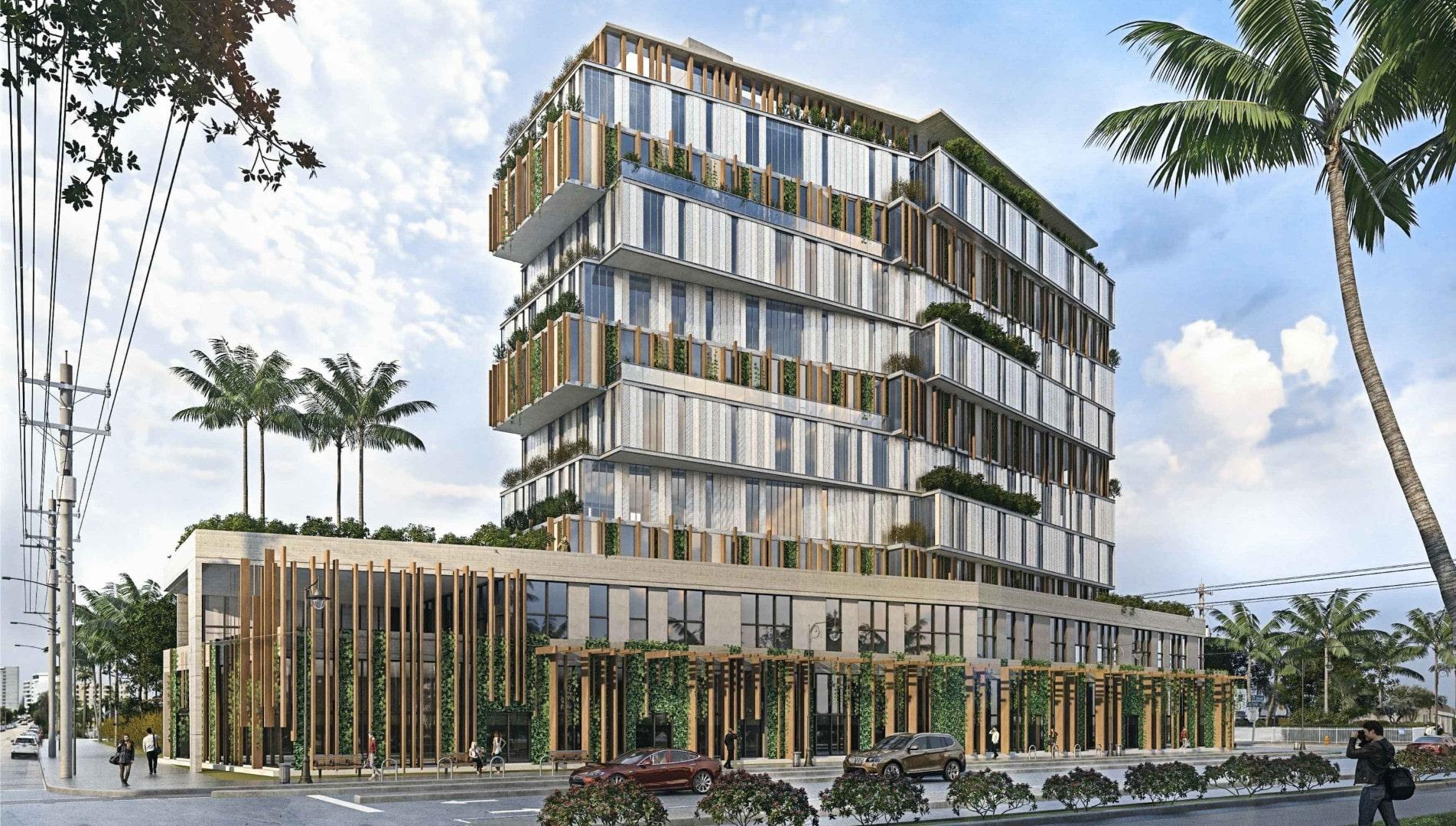 Propositions de réaménagement pour le théâtre Byron Carlyle à North Beach