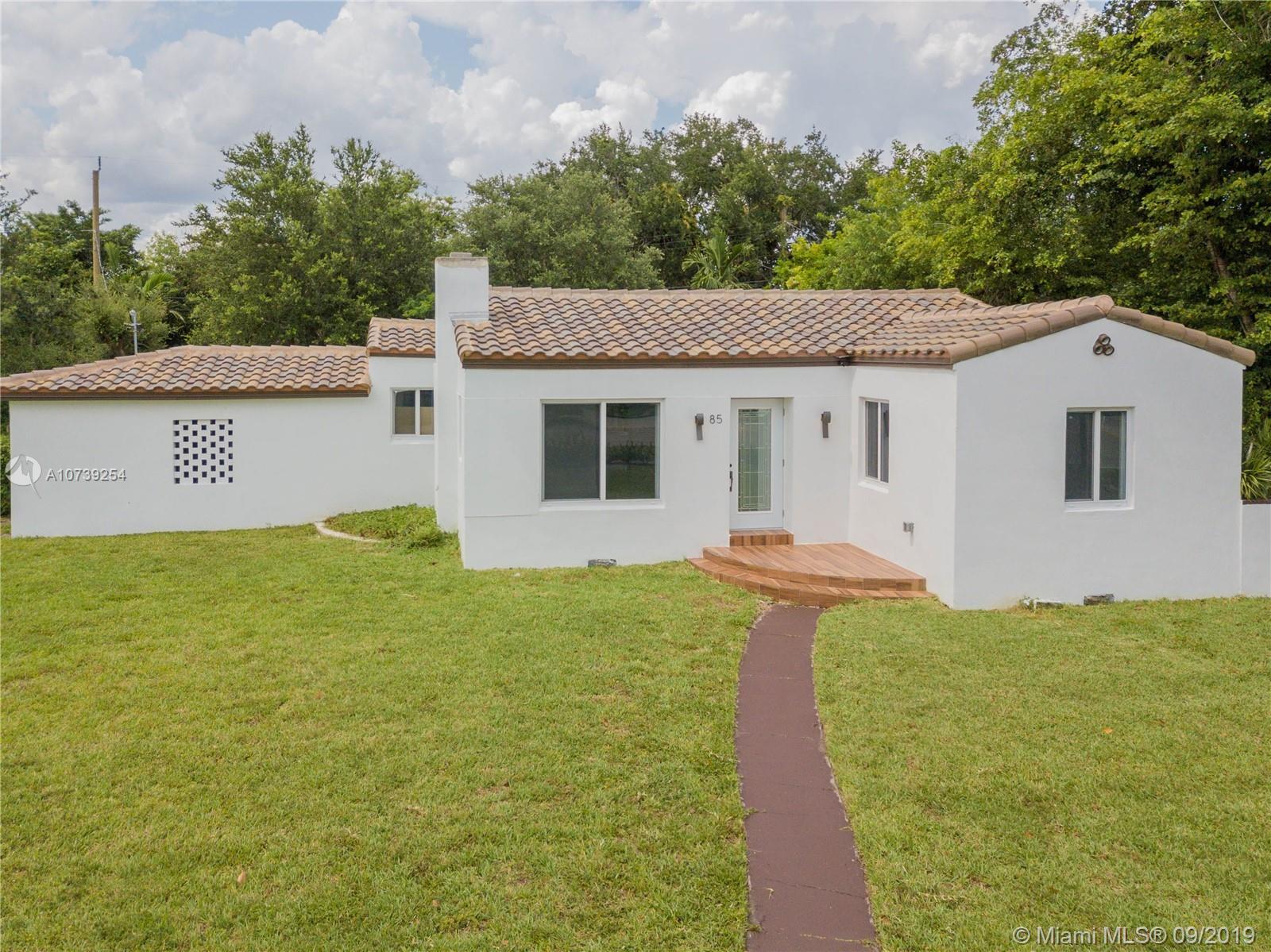 A vendre : Maison à Miami Shores
